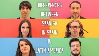 Скачать Are There Differences Between Spanish In Latin America And Spain