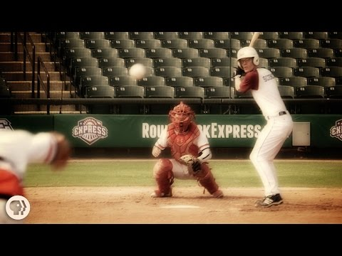 How to Hit a Major League Fastball (According to Science!!!)