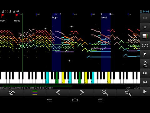 MIDI Voyager  (Android & iOS)