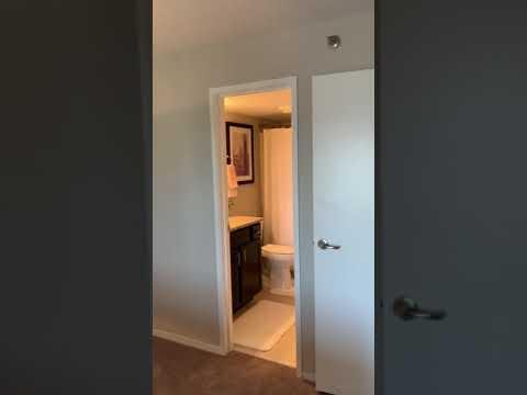 2 Bedroom 2 Bath Bennington Floor Plan 1100 Ft.