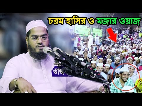 Bangla Waz Hafizur Rahman Siddiki Waz 2018 | চরম হাসির মজার ওয়াজ