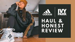IVY PARK DRIP 2.2 #BLACKPACK   Haul & HONEST Review