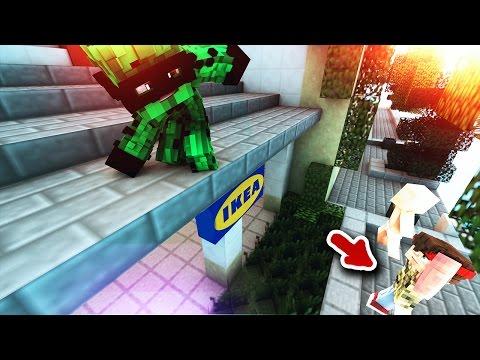 REWI IM GAMEMODE GETROLLT | Minecraft Hide and Seek im IKEA