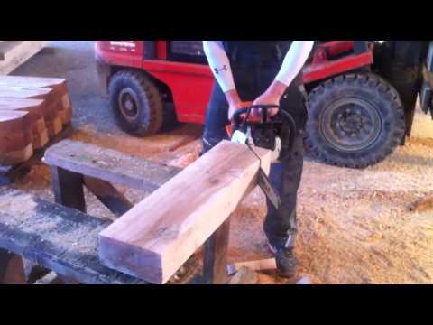 Timber braces