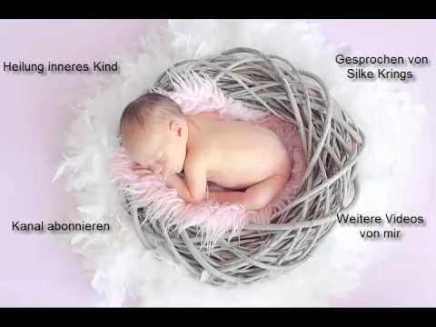 Heilung Inneres Kind Meditation Gesprochen Von Silke Krings Youtube