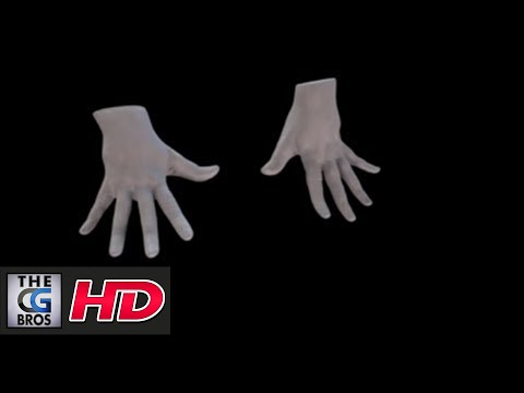 "CGI MoCap Demo : ""Finger Mocap Without Any Post Animation"" by the MocapLab"