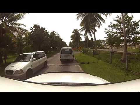 Meet the longest road in Micronesia
