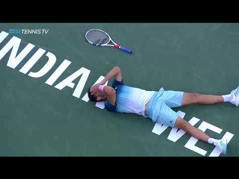 Dominic Thiem Defeats Roger Federer For Indian Wells Title | Indian Wells 2019