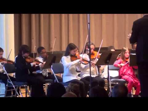 Mozart, Serenade and Dance - Germantown Branch Junior Orchestra