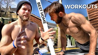 The best HOME workouts to improve your CrossFit®