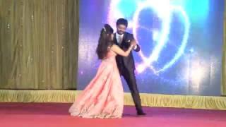 Best Couple Engagement / Sangeet Medley Dance - Ajay & Vrushali
