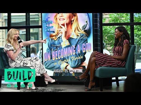 "Kirsten Dunst Discusses ""On Becoming a God in Central Florida"""