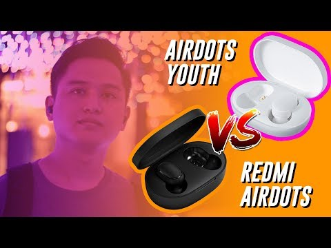 Redmi Airdots VS Xiaomi Airdots Youth