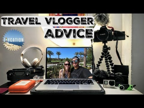 TRAVEL VLOG TIPS & ADVICE | HOW TO FILM TRAVEL VIDEOS