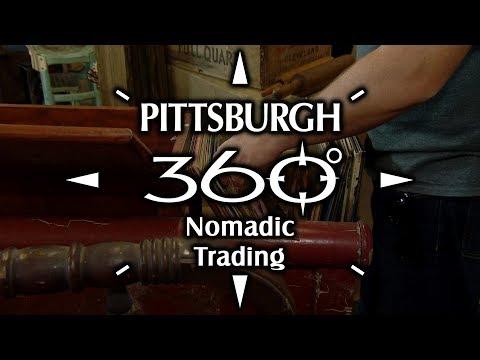 Pittsburgh 360: Nomadic Trading