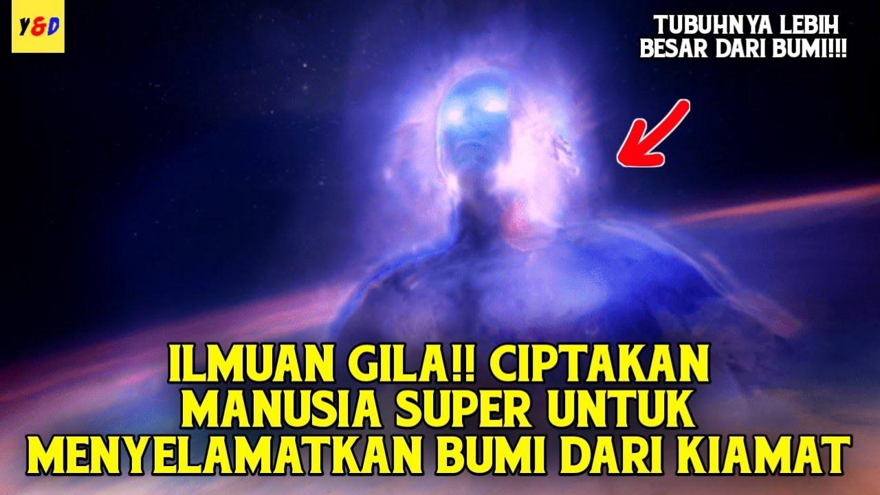 Ciptakan Manusia Super Untuk Selamatkan Bumi Dari Kiamat - ALUR CERITA FILM Higher Power