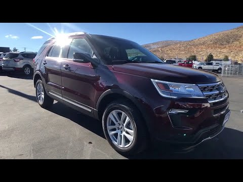 Capital Ford Carson City >> 2018 Ford Explorer Carson City, Reno, Northern Nevada