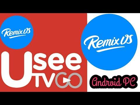 Terbaru Cara Nonton Useetv GO Di PC Dengan Remix OS