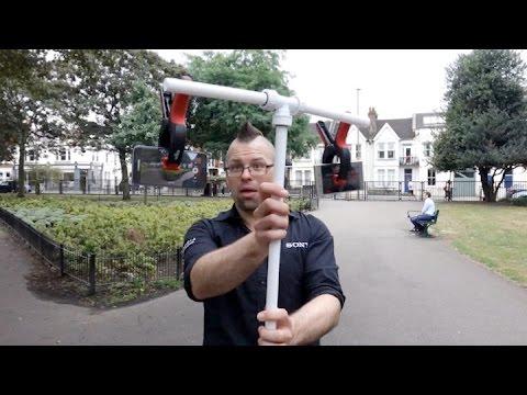 Xperia XZ vs Galaxy S7 - Ultimate Image Stabilization Test!