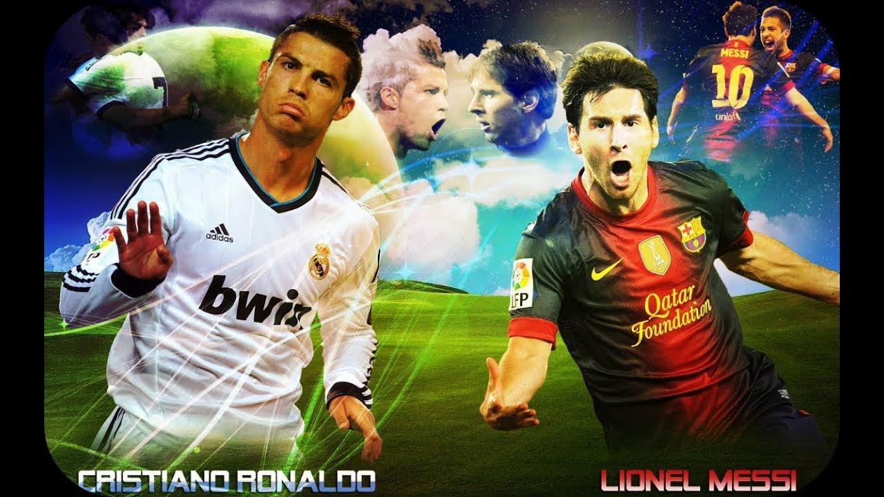 Lionel Messi + Cristiano Ronaldo '' MESSONALDO'' All 80 ...