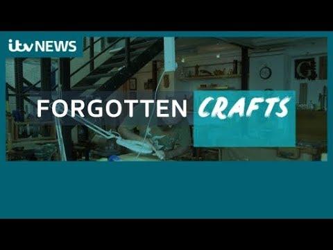 Forgotten crafts and skills still being used by artisans   ITV News