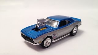 Street/Strip 1968 Chevy Copo Camaro - Custom Hot Wheels by Gooberspad