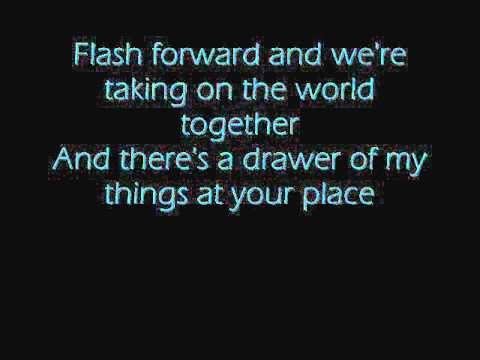 Taylor Swift - Mine (lyrics)