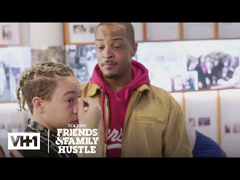 Stichiz - Daddy Duties: How Tip Is Trying To Educate His Sons