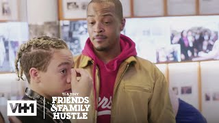 T.I. & Killer Mike Educate the Boys on Protests | T.I. & Tiny: Friends & Family Hustle