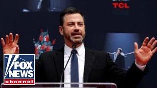 Jimmy Kimmel mocks Melania Trump's accent