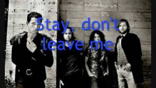 Goodnight, Travel Well- The Killers w/ lyrics