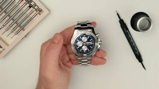 How To Set Tнe Date On A Watch | Watchfinder & Co.