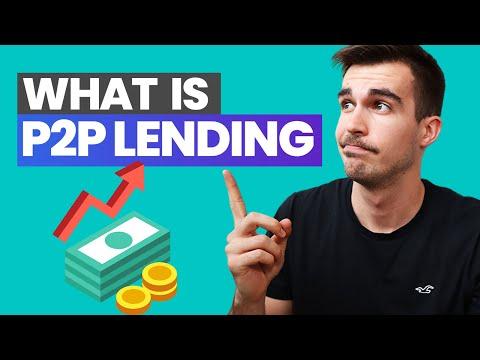 What is P2P Lending? 🧐 5 P2P Lending Business Models Explained