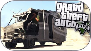 GTA 5 Online Funny Moments: Fun Jobs, Pool Diving & Vehicle Chaos!