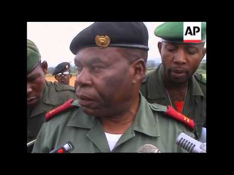 UN-backed Congo troops battle Ugandan rebels