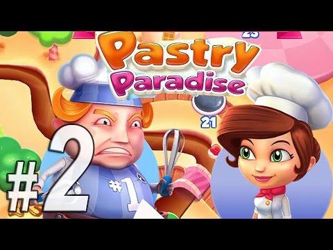Pastry Paradise: Крутые кексы, Прохождение игры, Часть 2