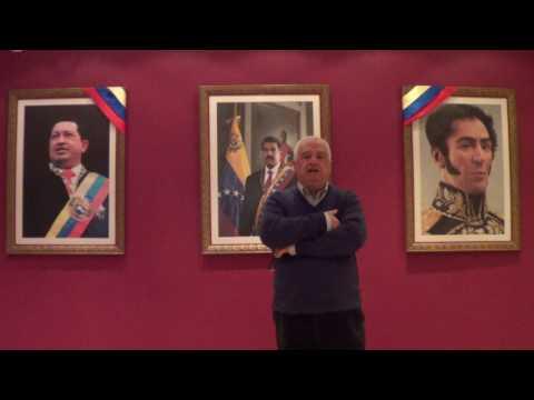 Declaración de solidaridad con Venezuela - BOZIDAR SPASIC, analista político serbio