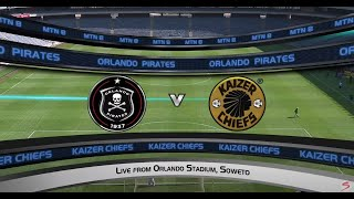 MTN8 | Orlando Pirates v Kaizer Chiefs | Highlights