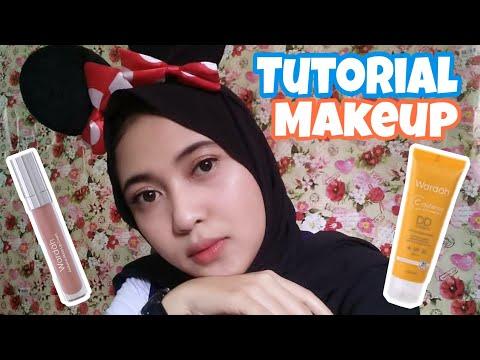 makeup-pake-lipstik-wardah-mate-exclusive-no.11