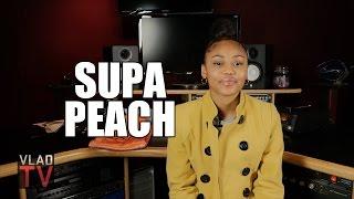 Supa Peach: Being on The Rap Game w/ Jermaine Dupri, Suffering Hearing Loss