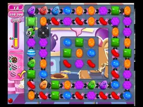 Candy Crush Saga Level 1317