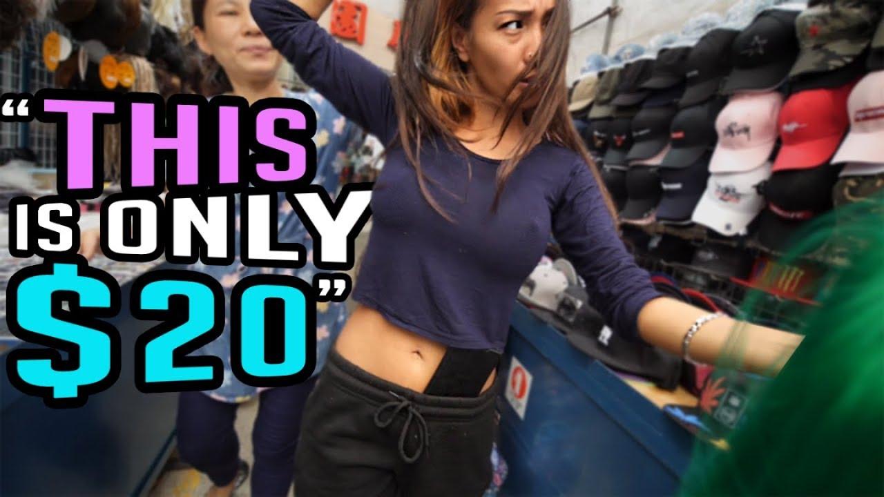 efe08537e Hong Kong Knockoff Market Bonanza!