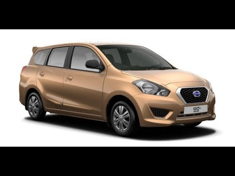 Datsun GO Plus MPV,7 Seater family car,GST 2017,SPECS,PICS ...