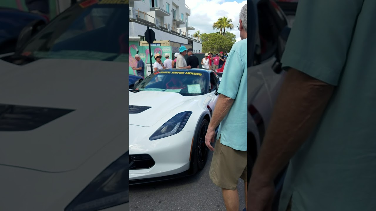 Naples Th Ave Car Show Feb YouTube - Naples car show 2018