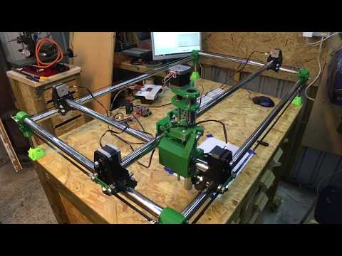Wiring Up A Mostly 3D Printed CNC Router MPCNC PT3