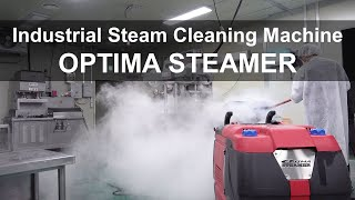 Optima Steamer, Powerful Indus…