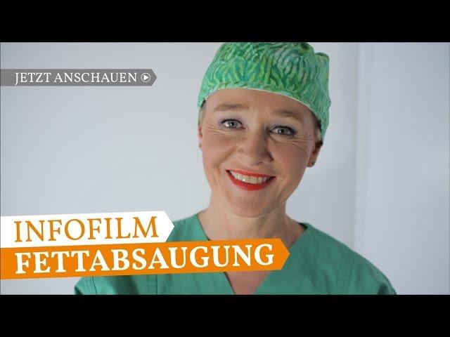 Fettabsaugung - schonend durch Wasserstrahltechnik - Dr. Simone Hellmann Plastische Chirurgie Köln