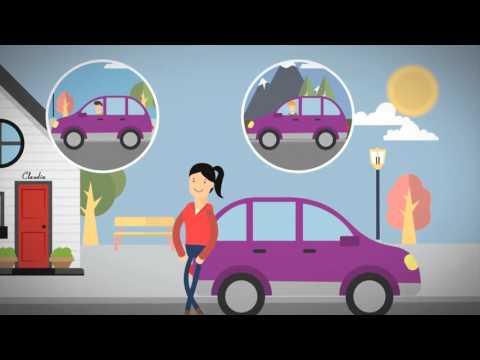 Vídeo App alquiler vehículos - VisualService.es