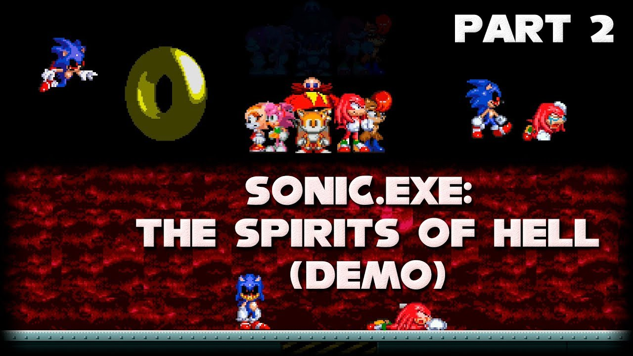 Sonic Exe Game Demo Part 2   Games World