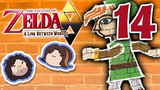 Zelda A Link Between Worlds: The Cheekiest - PART 14 - Game Grumps